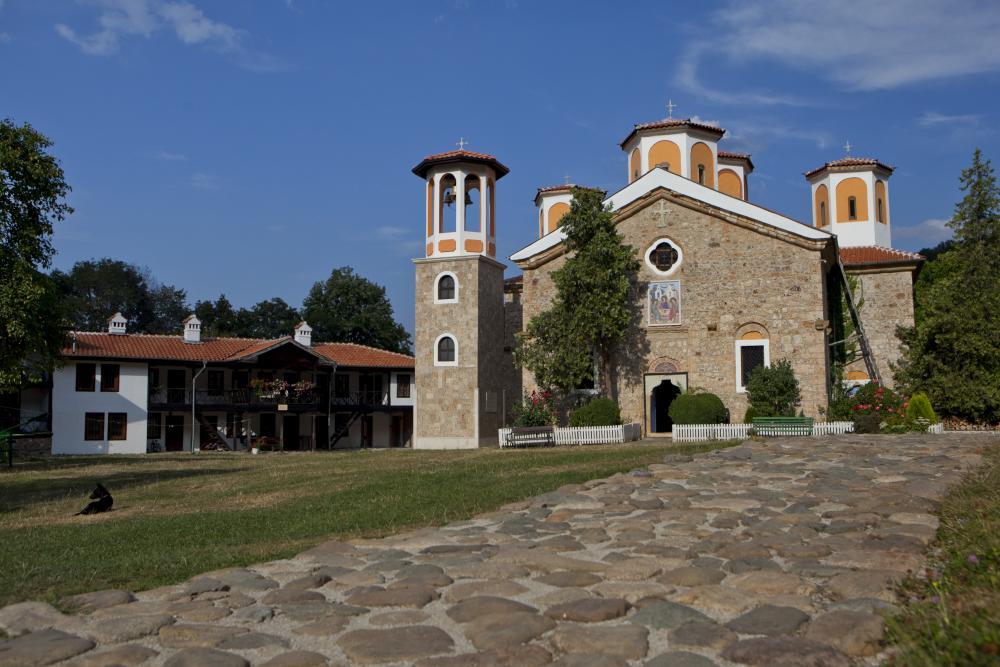 """Уведомяваме Ви, че на 16.09.2018 г. /неделя/ от 8.30 ч. в манастира """"Света Троица"""""""