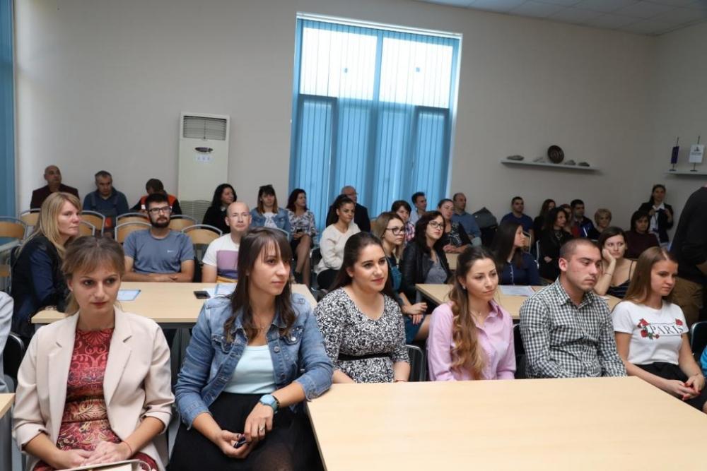 Петима стажанти вече са част от екипа на Елаците-Мед АД