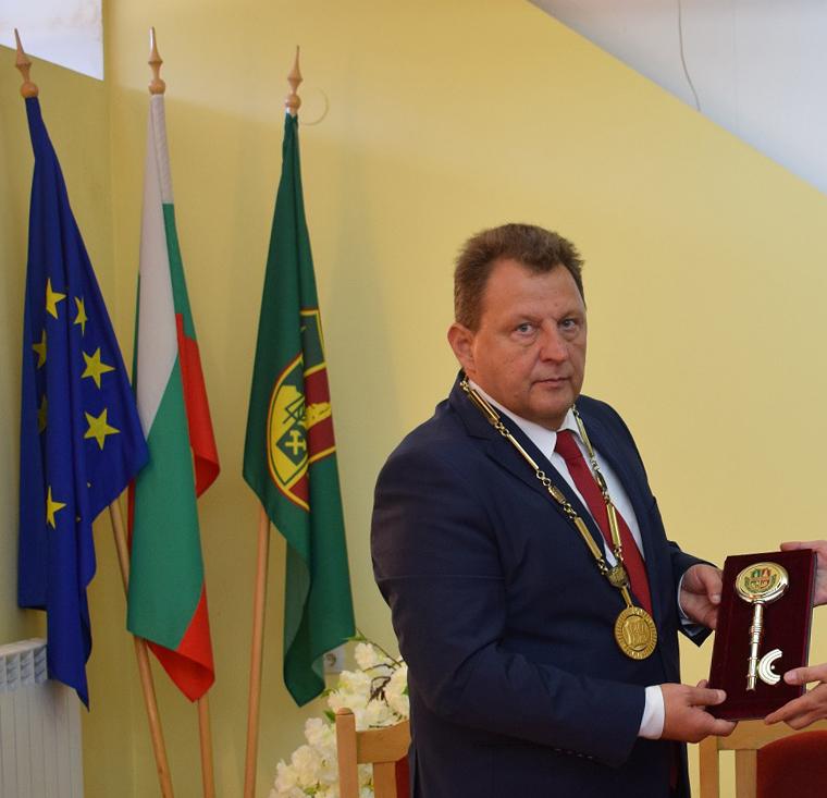 Обръщение на Кмета Димитър Димитров