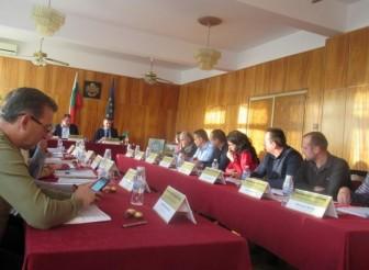 Общински съвет етрополе - петнадесето, редовно заседание