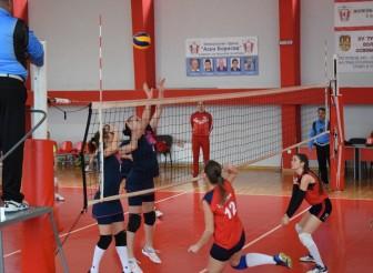 Резултати от волейболните срещи проведени на 19 ноември