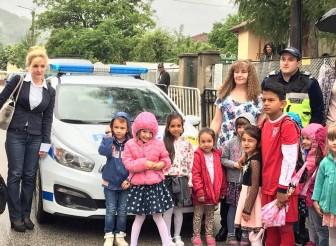 """Открита ситуация по Безопасност на движението в ДГ """"Слънчице""""- Етрополе"""