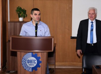 """Награда за Елаците-Мед в """"Млад инженер на годината 2017"""""""