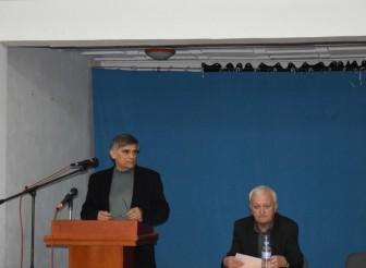 """Отчетно - изборно заседание на НЧ """"Тодор Пеев-1871"""""""