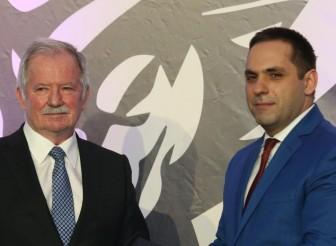 Проф. дтн инж. Цоло Вутов получи награда за изключителен принос за българската икономика