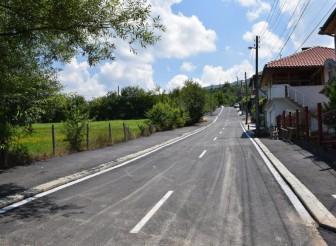Приключи ремонтът на ул. Китка в град Етрополе
