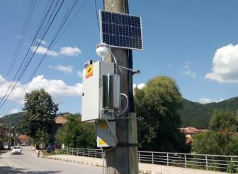 Изградена система за ранно предупреждение при опасност от наводнения в община Етрополе